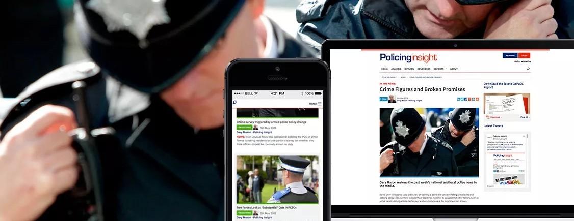 Policing Insight - GetSet Media Case Study